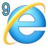 Internet Explorer 9 supported